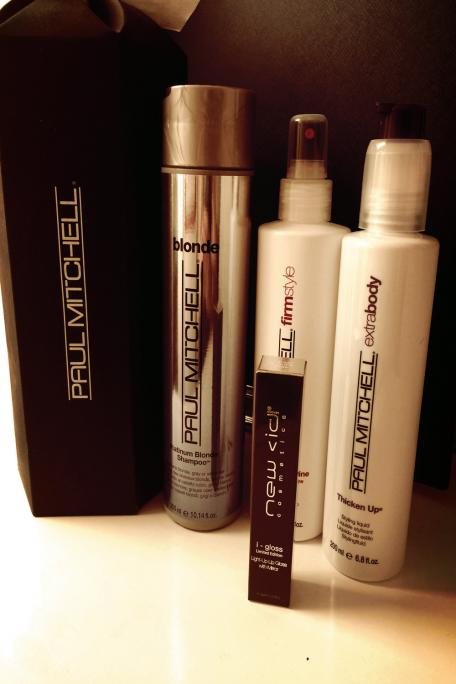 Buy one Paul Mitchell product and receive the second product half price